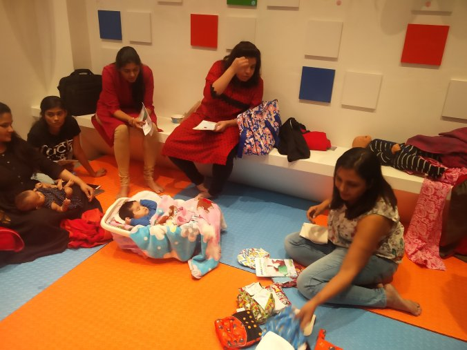 Pallavi of Superbottoms talks of how Cloth Diapers are so much better than disposables