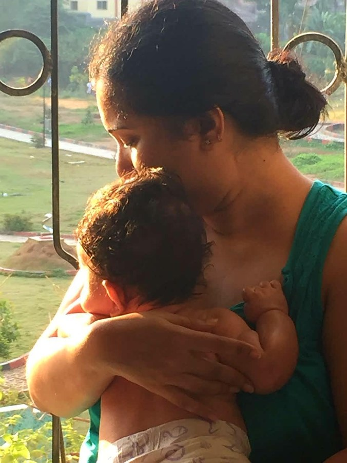 my parenting mantra, parenting 101, tummy time, mommyingbabyt, mom blogger india