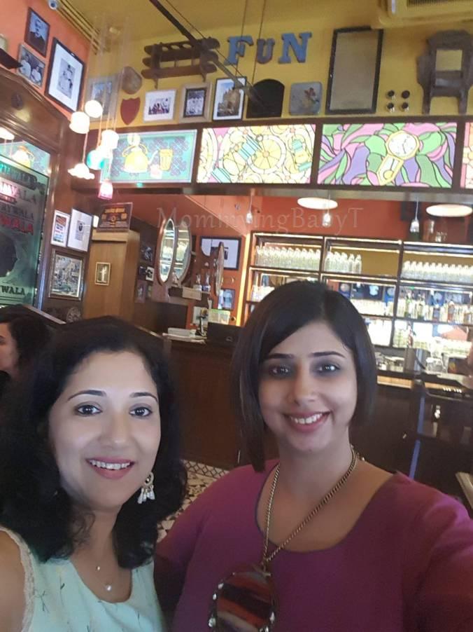 sodabottleopenerwala powai, mommy's day out, jamms network, brunch at powai, places to eat powai, parsi food mumbai