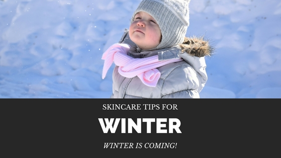 aveeno, winter skincare, skincare tips for winter