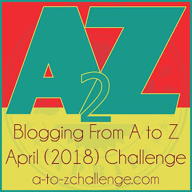 blogchatter A to , A to Z 2018, blogging challenge, April challenges, april blogging challenges, AtoZ blogging challenge, April 2018, blogging from a to z, Mommyingbabyt blog