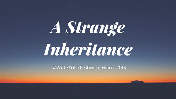 Inheritance of sixth sense from parents.