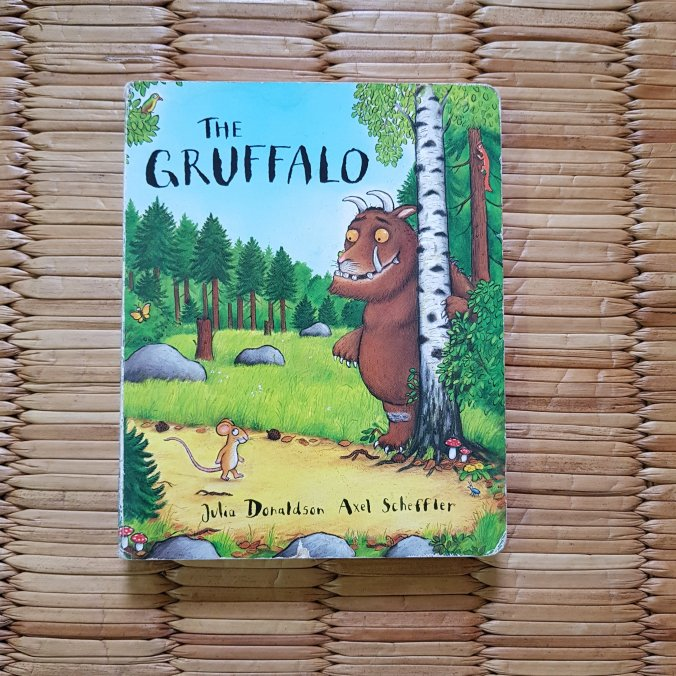 the gruffalo by Julia Donaldson, books for kids, childrens books, favourite books for kids, books for toddlers, favorite books for 2 year olds, books for 3 year olds, books for preschoolers, books to teach kids, gruffalo, julia donaldson, herve tullet, press here book, wow said the owl, karadi tales, book reviews, kids book reviews, books we love, bookstagram, books for baby, best books for kids, best books for 2 year olds, best books for 3 year olds, babyT's books, raising a reader, reading project, love for reading