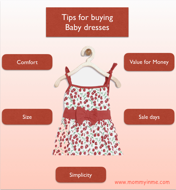 Tips for buying Baby dresses online