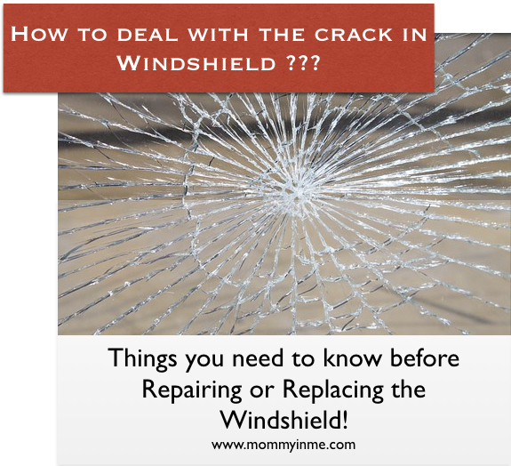 Have you experienced a crack in the windshield of your car? ARe you aware to get it repaired or replaced? Read to know more #windshield #carsafety #maintenance