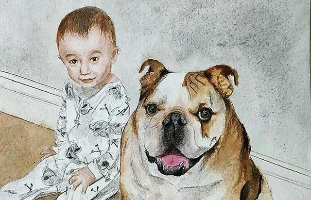 Reminiscing Your Child's yesteryears : PortraitFlip