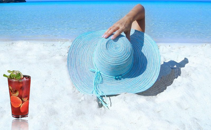 Skincare Routine for your Beach holidays
