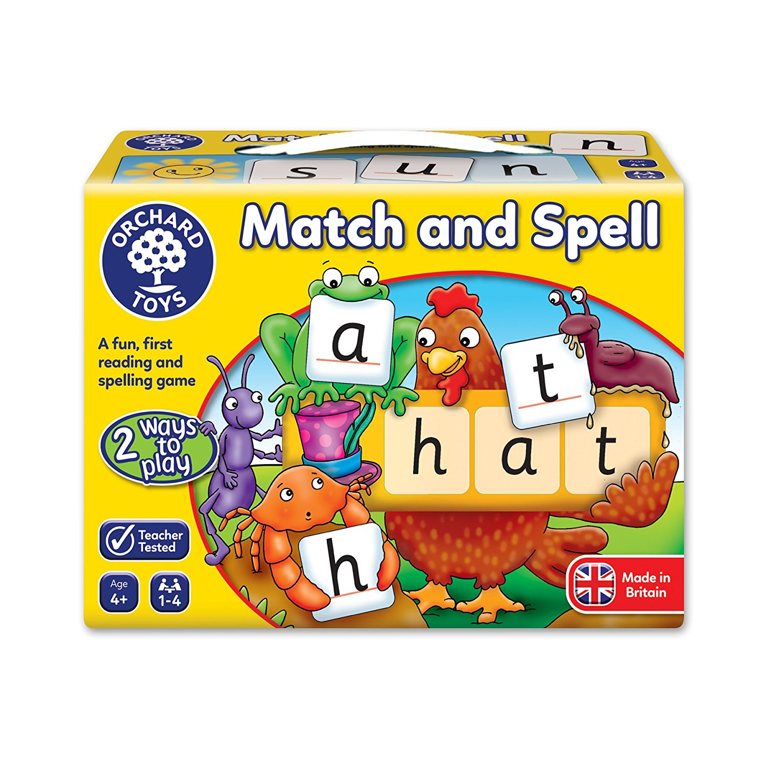 10 Awesome Spelling Games for Kids