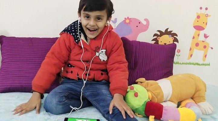 A mindful Kids app: Lipa Land, Go the Lipa way!