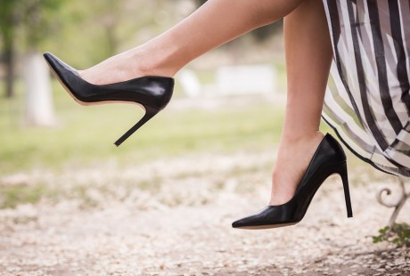 Are your footwear causing you trouble? Then you need to read this post which stated why is it important to wear comfortable footwear, be it stilettos or Boots. #stilettos #boots #womenfootwear #comfortableshoes #footwear