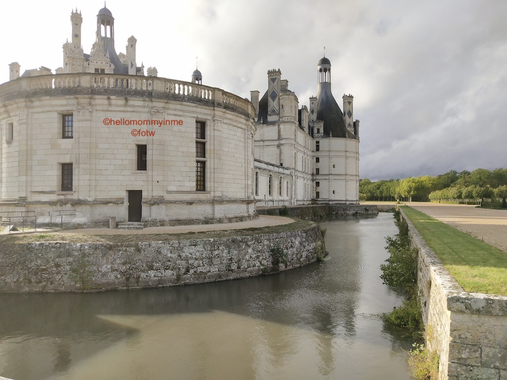 One day exploring Loire Valley Castles #France
