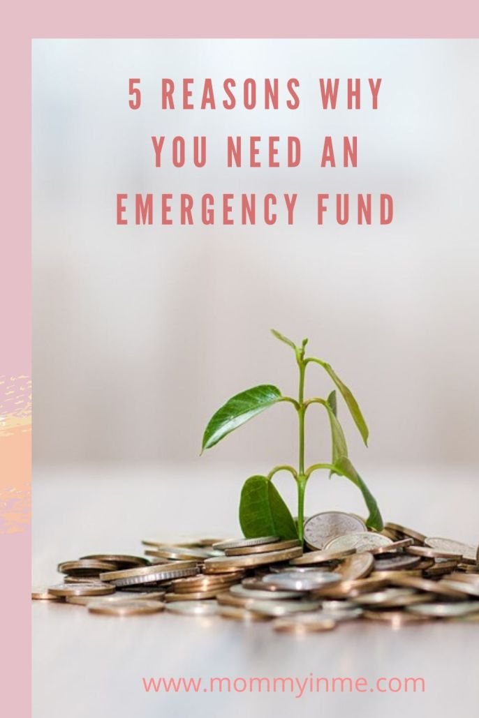 5 Reasons why you need an Emergency Fund, even if you are single. #emergencyfund #creditcards #homerepair #carrepair #medicalemergency #jobloss #covid19 #economiccrisis