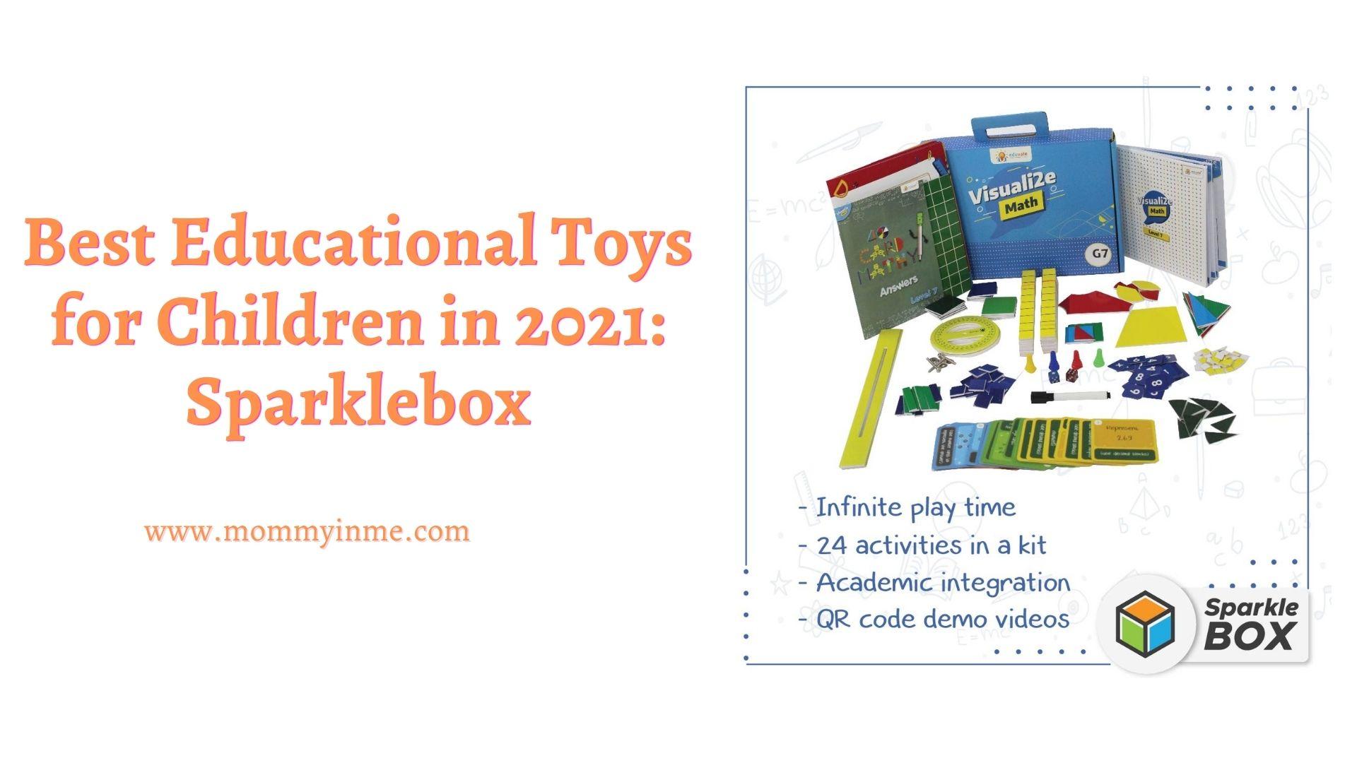 Best Educational Toys for kids 2021