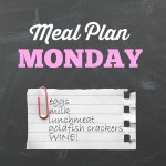 Meal Plan Monday #17 – Back to Paleo