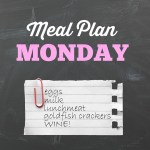 Meal Plan Monday #2