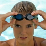 Olympian Dara Torres Talks Kids & Swimming