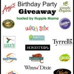 The BEST Kids' Birthday Party Giveaway!