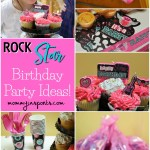Rock Star Birthday Party Ideas