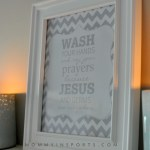 Free Bathroom Printable