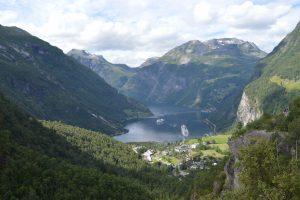Prachtige Fjorden