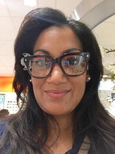 Een nieuwe bril