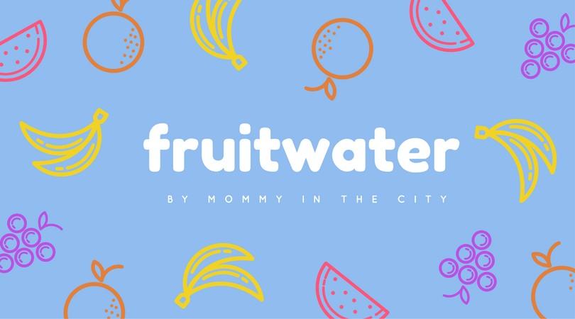 Zelf fruitwater maken