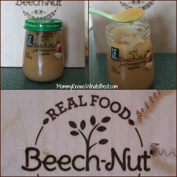 Natural Baby Food From Beech Nut