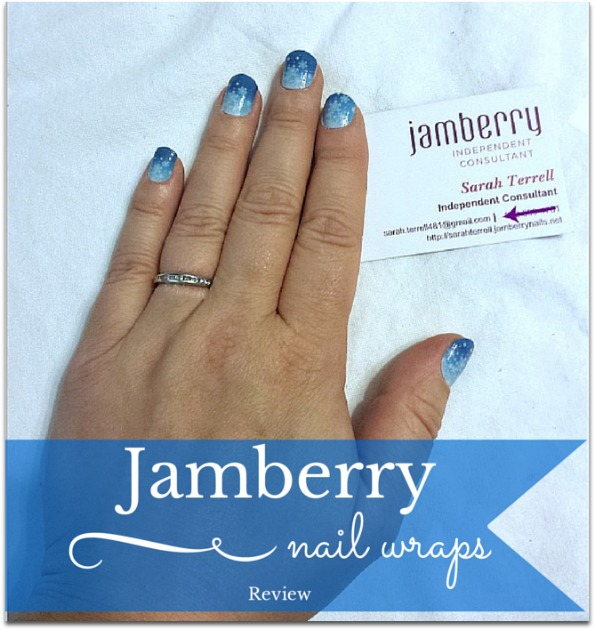 jamberry nail wraps reviews