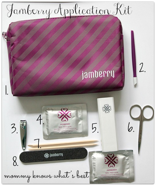 jamberry nail wraps application kit - Mommy Knows What\'s Best