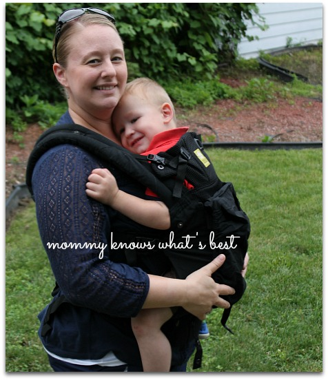 LILLEbaby All Seasons Carrier Review