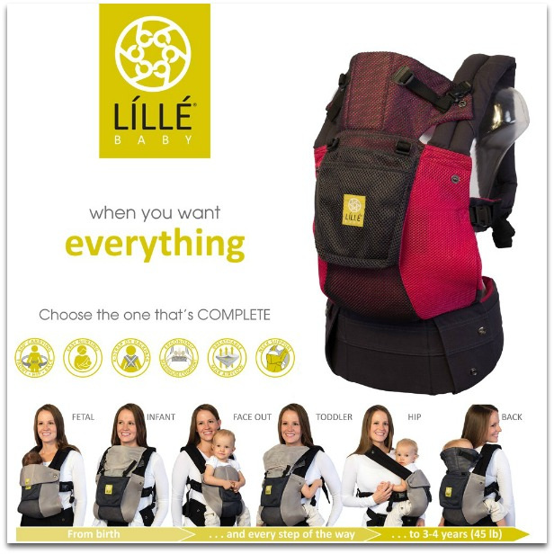 Lillebaby Complete All Seasons 6-in-1 Baby Carrier Reviews