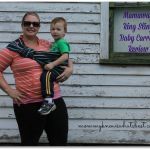 Mamaway Ring Sling Baby Carrier Review