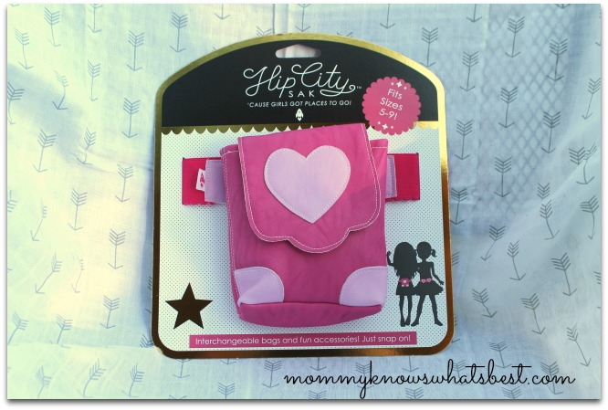 HipCity Sak Purses for Little Girls