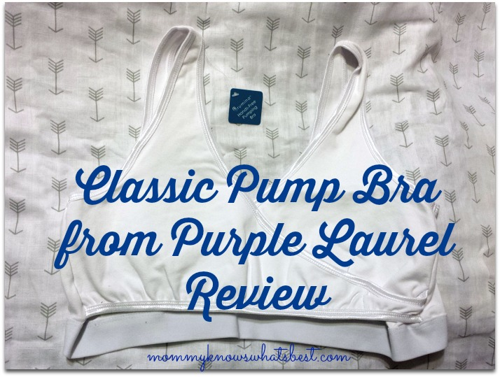 Hands Free Pump Bra Review