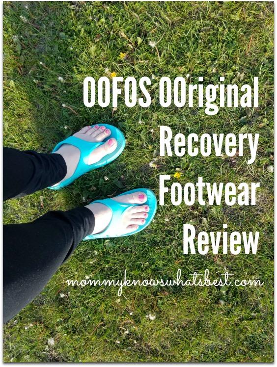 Most Comfortable Flip Flops: OOFOS OOriginal Recovery Footwear Review