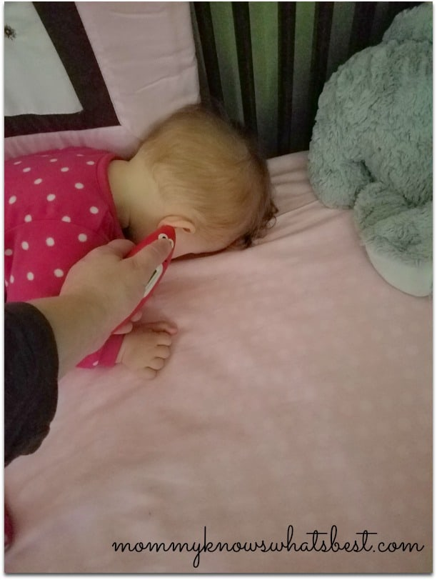 kinsa elmo smart ear thermometer
