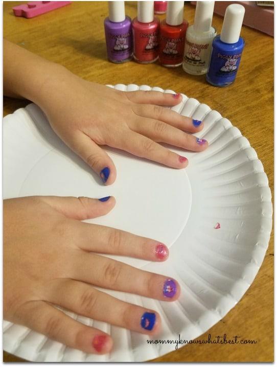 natural nail polish for kids