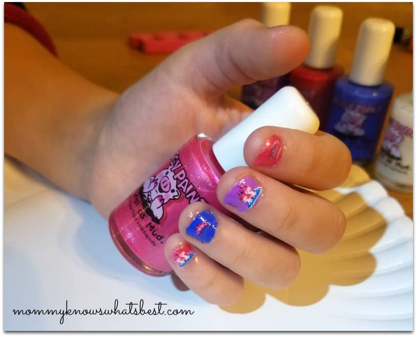 Safe Nail Polish for Kids from Piggy Paint-- Piggy Paint Review