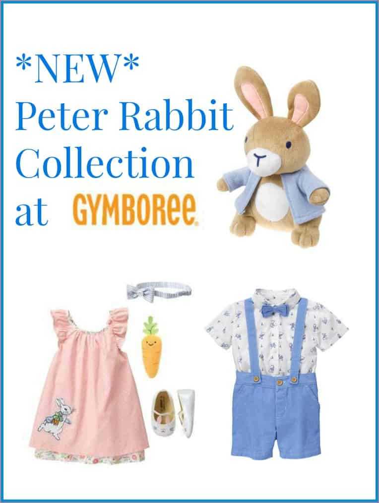 peter rabbit collection at gymboree