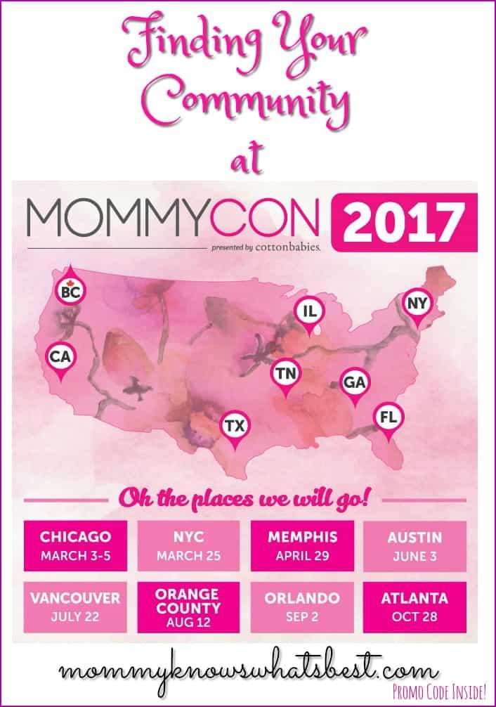 MommyCon Promo Code