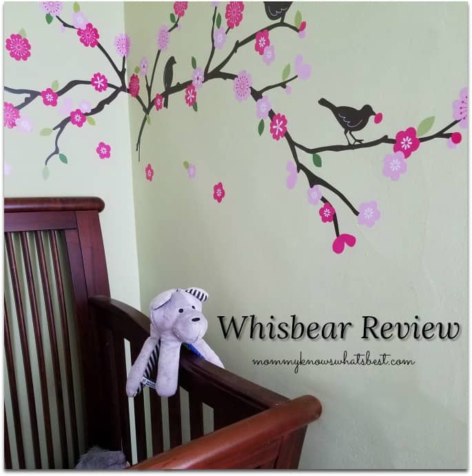whisbear review