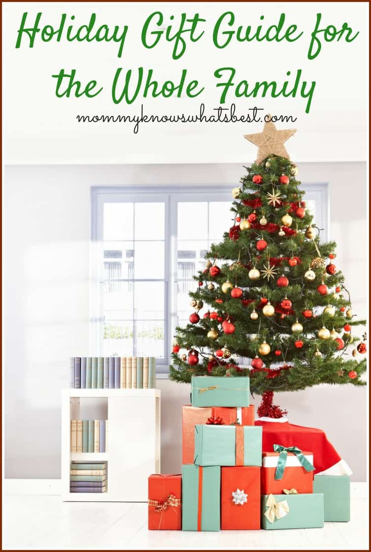 Affordable Holiday Gift Guide for the Whole Family, Available on Amazon