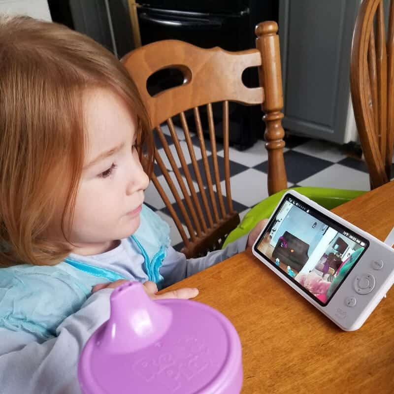 video baby monitor for toddler