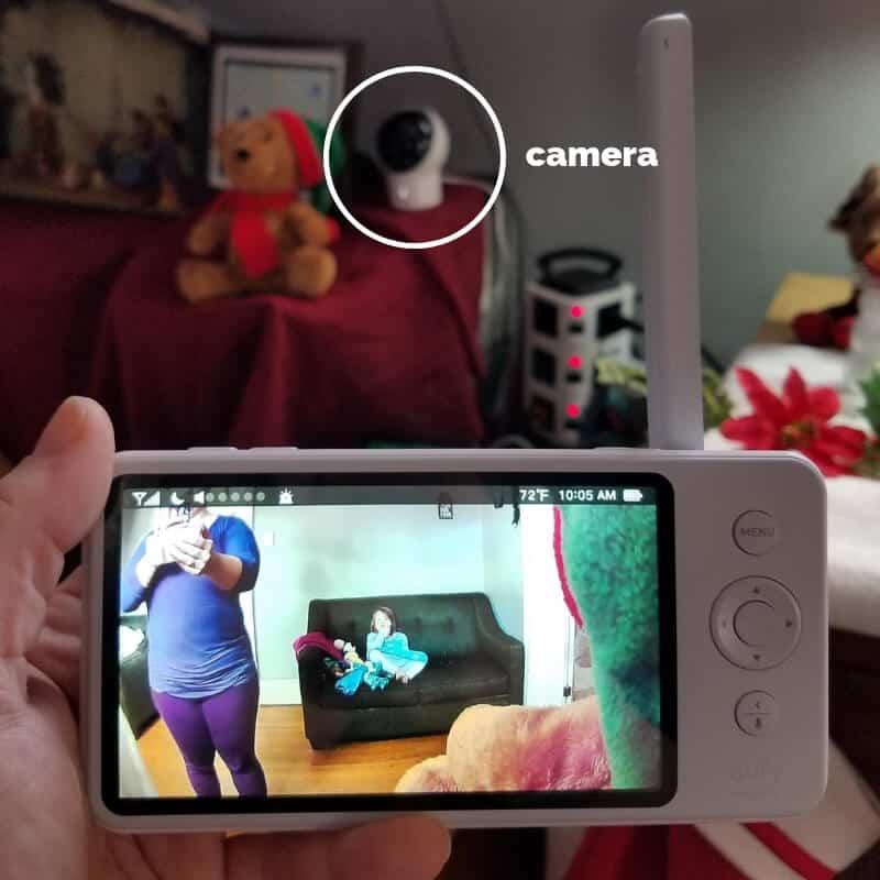 wireless video baby monitors