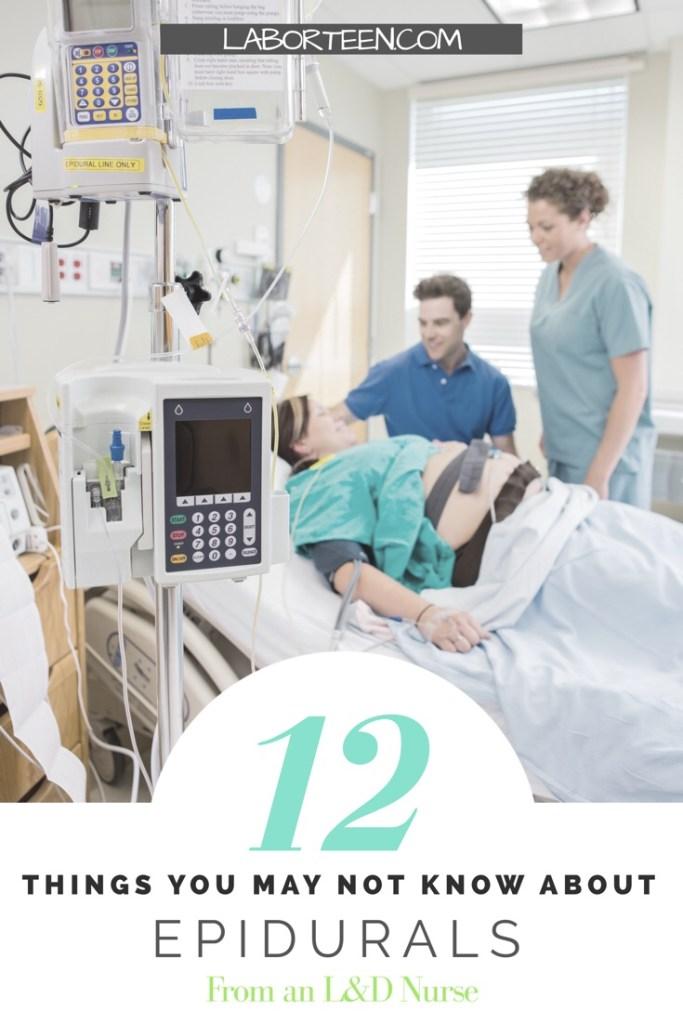 epidural facts