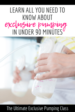exclusive pumping, Thinking about Exclusive Pumping? We've Got All The Answers