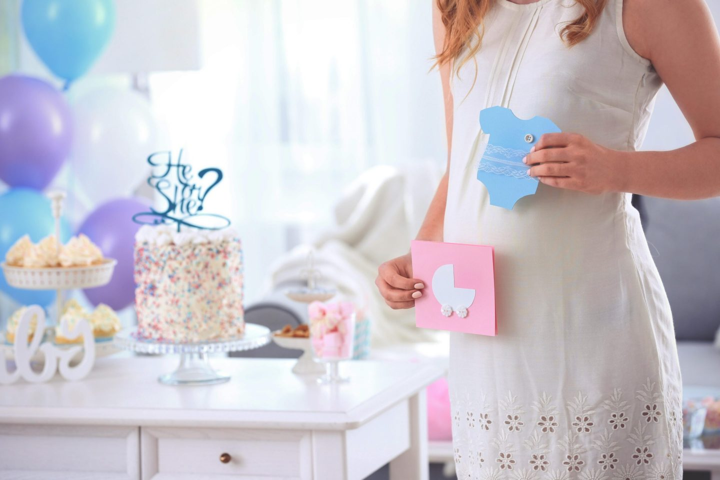 unique gender reveal party ideas featured image