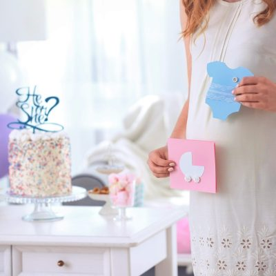 40+ Beautiful and Unique Gender Reveal Party Ideas (with themes, decorations & how to announce!)