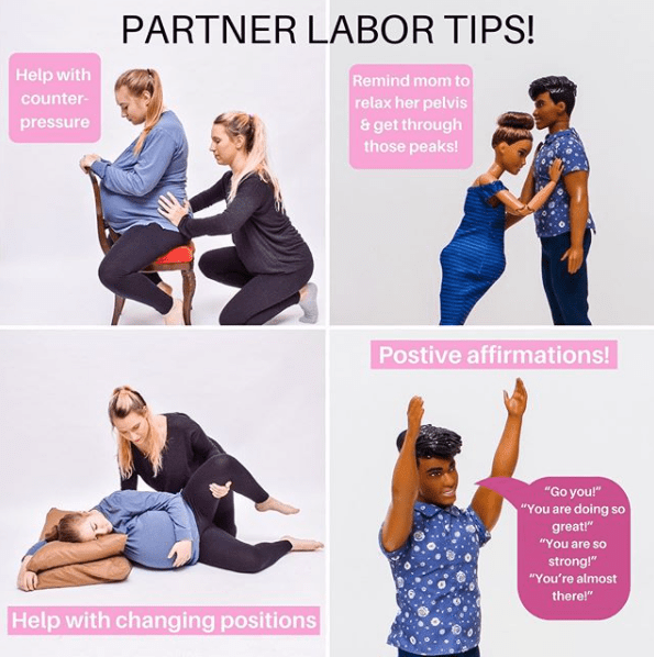 help a woman in labor, How To Help A Woman In Labor? Here's One Easy Tip!