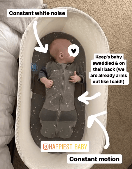 snoo review, SNOO Review from an L&D Nurse: Is the Smart Sleeper Worth It?